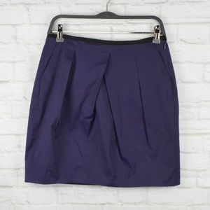$10 Deal! Banana Republic - purple nylon skirt